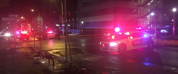 Shooting on Marshall Street leaves 3 wounded